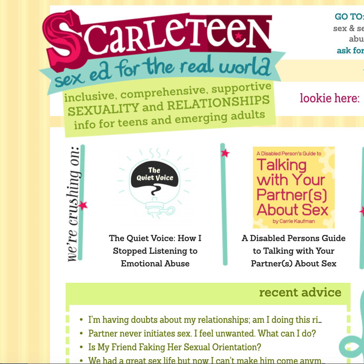 Scarleteen
